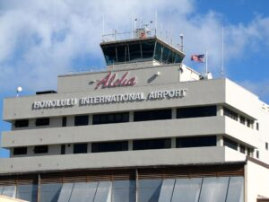 Honolulu International Airport Travel