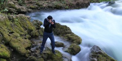 Photographer Landscape Nature Photography Waterfall