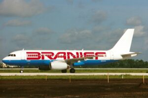 Braniff Airbus A320