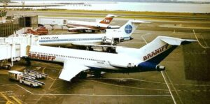 Braniff Pan Am TWA Travel News