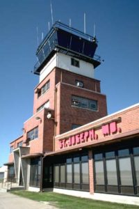 STJ Rosecrans Memorial Airport