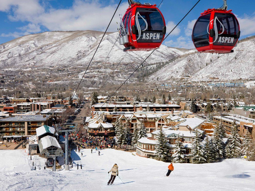 Aspen Colorado Skiing