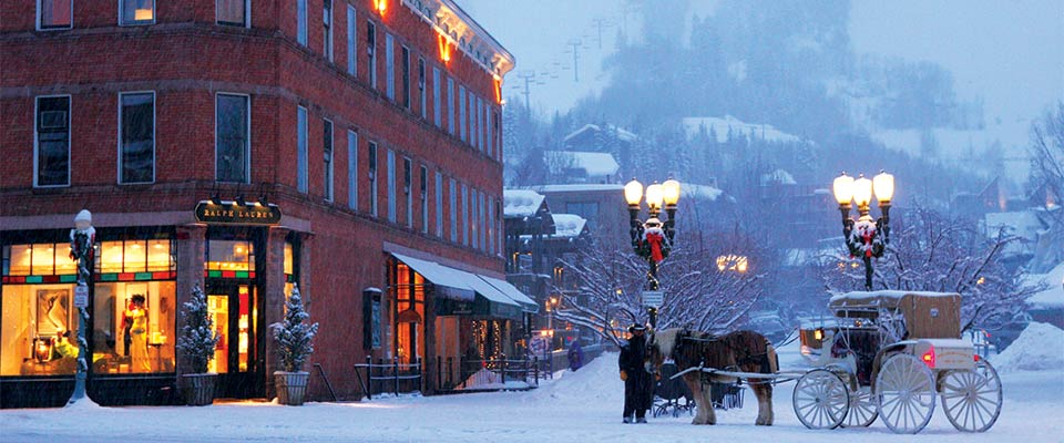 Aspen Snowmass Colorado Shopping