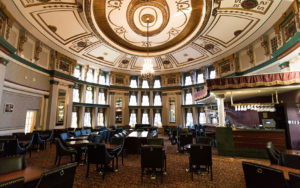 The Fort Garry Hotel Palm Lounge