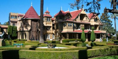 Winchester Mystery House San Jose, California