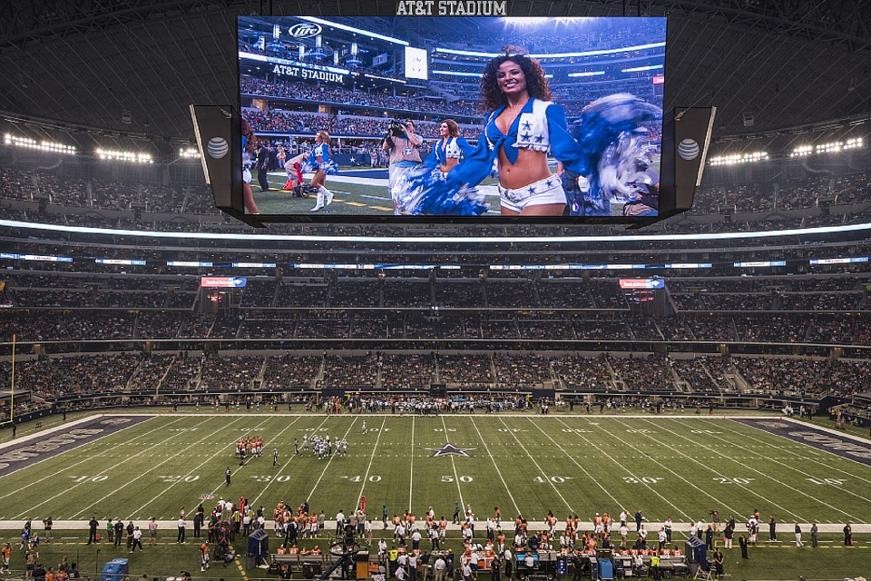 AT&T Stadium Cowboys Dallas, TX
