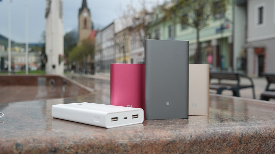 Power Banks Travel Charging