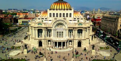 Palacio de Bellas Artes Mexico City DF Museum Fine Arts