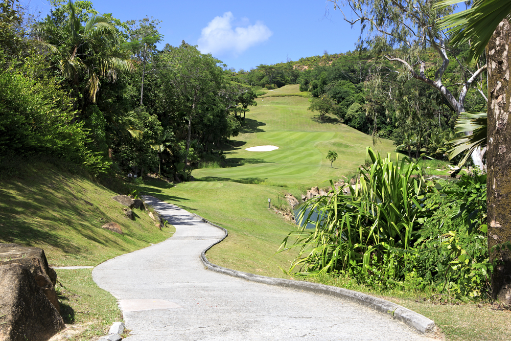 Things to do in Seychelles Golf