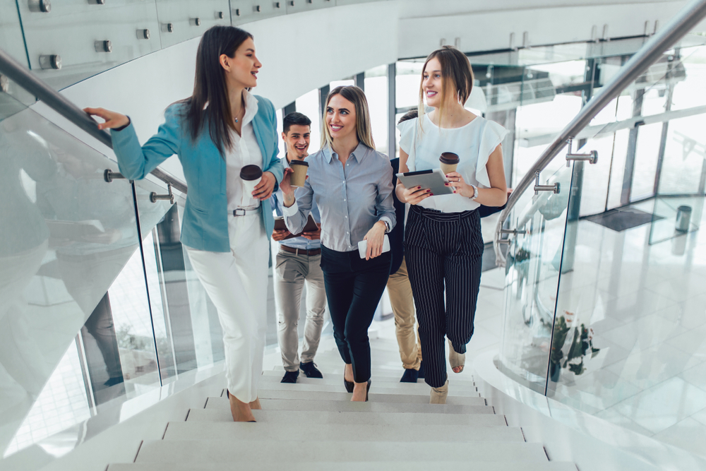 Vacation weight loss tips to perform at the office