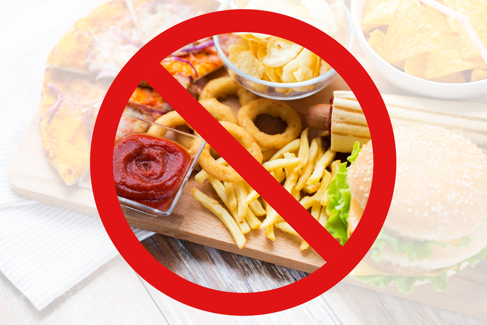 Just say no to fried food